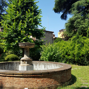 giardini e scaloni Bologna verde